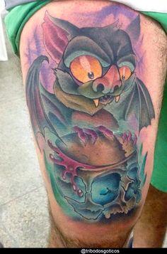 tatuagem new school perna:colorida preta desenho braço no pescoço pequena perna na mao flores tradicional costas #tattoo Tatuagem New School, Animal Tattoos, Tattoo Ideas, Ink, Animals, Meaning Tattoos, Tattoo Animal, Colorful, Dibujo