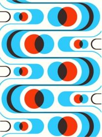 swirls - again blending colors