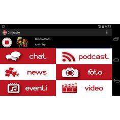 Gmj Radio App