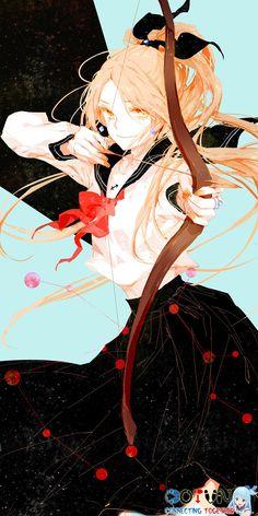 Mãn nhãn với bộ ảnh vẽ 12 cung hoàng đạo theo phong cách anime