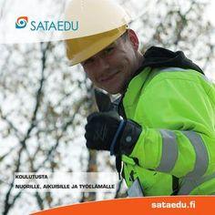 Sataedu, koulutusta nuorille, aikuisille ja työelämälle. Sataedun yleisesite 2013 on julkaistu.