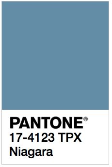Pantone have released their 2017 colour trend predictions: 2017 will be the year of Greenery.