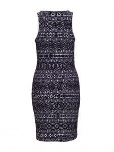 Monday's lady is going to work | Indian Summer Metalicus dress