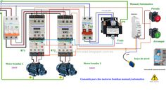 Power Engineering, Electrical Wiring, Arduino, Diagram, Construction, Motors, Manualidades, Bombshells, Building
