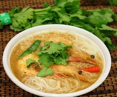 Ohn-No Khao Swè || Burmese Coconut milk Chicken Noodle