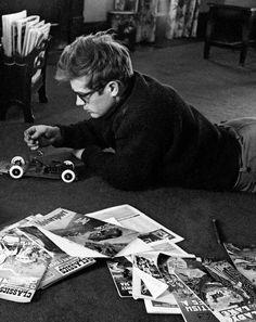 """nostalgia-gallery: """" James Dean """""""