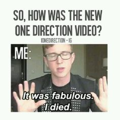 TYLER OAKLEY UNDERSTANDS US>>>> Girl please! TYLER OAKLEY IS US. He's just a more fabulous version. .