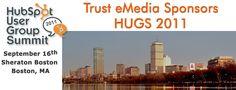 Trust eMedia Sponsors Hugs 2011