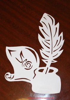 Вытынанки для оформления окон к праздникам. Воспитателям детских садов, школьным учителям и педагогам - Маам.ру Kirigami, Flocking, Stencils, Paper Crafts, Templates, Painting, Art On Wood, Silhouettes, Draw