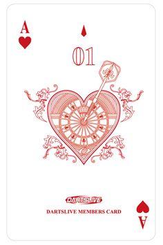 DARTSLIVE CARD #008 006