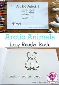 books about happiness Winter Activities For Kids, Reading Activities, Teaching Reading, Preschool Activities, Early Reading, Free Reading, Easy Reader, Arctic Animals, Winter Theme