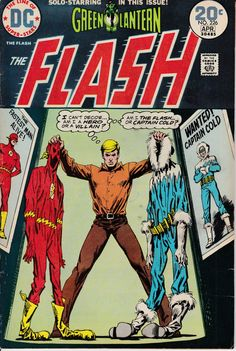 Flash 226 April 1974 Issue DC Comics Grade Fine by ViewObscura