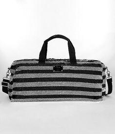 Sundae Sky Sequin Duffle Bag