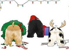 Cocker Christmas