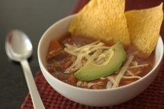 How To Make Slow Cooker Chicken Tortilla Soup: A Simmering Sensation Chicken Recipe