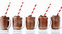 Frozen Hot Chocolate by bitemore #Hot_Chocolate #Frozen