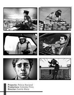 Shooting para ColomboFilms