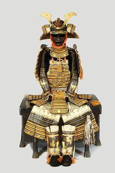 Tosei Gusoku Type Armor. Garniture of Abe Masayoshi (1700–1769), Lord of…