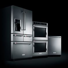 Behold, the completely reimagined suite of KitchenAid® appliances.  Available at Dormont Appliance, Pittsburgh PA.
