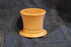 Top Hat, Maple for Mr. Paulsen Dec 2011.