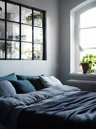 Image result for interior windows between rooms