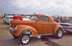 1941 Willys Coupe Rusca and Morris 1b