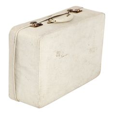 Small White Suitcase (1,355 CNY) ❤ liked on Polyvore featuring bags, luggage, fillers, suitcases, accessories and women