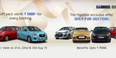 Car Offers & Discounts in August 2015 - Datsun and Hyundai cars Hyundai Cars, Bike News, Car Prices, Price Quote, Latest Cars, All Cars, News India, Car Brands