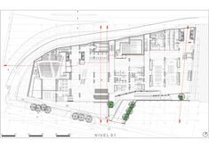 Gallery of Engineering and Technology University - UTEC / Grafton Architects + Shell Arquitectos - 28