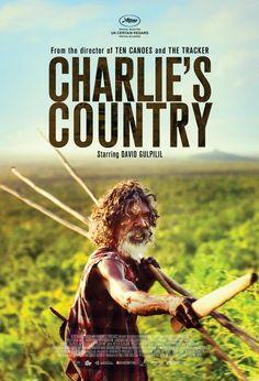 Film poster Charlie's Country (Rolf de Heer) #IFFR