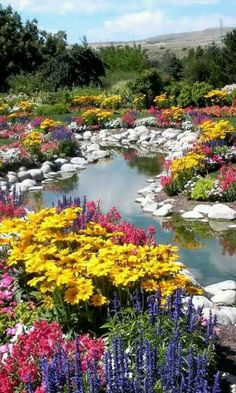 122 pictures for garden design - stylish garden ideas for you - gardening pictures design ideas stones pond plants - Beautiful World, Beautiful Gardens, Beautiful Places, Beautiful Pictures, Beautiful Gorgeous, Inspiring Pictures, Simply Beautiful, Amazing Places, Wonderful Places