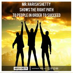 Mr. Harish Shetty always tries to bring out the best in people. #HarishShetty #Aharveda #HealthyLifestyle #Quote