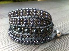 www.perlenbaender.at handmade pearl bracelets austria perlen armbänder Pearl Bracelets, Pearls, Jewelry, Handmade Beads, Jewlery, Jewels, Beaded Bracelets, Beads, Jewerly