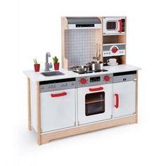 Multifunktionale Spielküche Für Kinder Ab 3 Jahre   In Dieser  Inspirierenden Holzküche Mit Umfangreicher Ausstattung Kann Die Perfekte  Mahlzeit Zubereitet ...