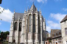 Basilique Saint-Martin, à Liège en Belgique