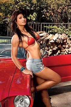 IFBB Bikini Pro Monique (Minton) Ricardo