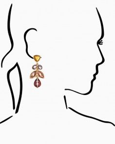 Leaves of Glee Earrings