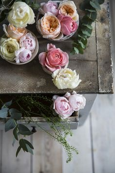 styling with flowers Catherine Frawley - 91 Magazine contributing photographer Heinrich Heine, Beautiful Flowers Images, Fru Fru, Slow Living, Floral Crown, Creative Business, Vintage Decor, Floral Arrangements, Whimsical