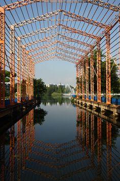 Zhongshan Shipyard Park, Turenscape