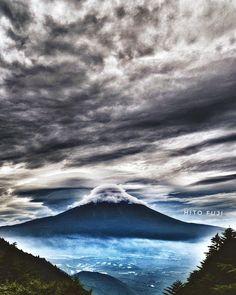 東京カメラ部 New:Hitomi Totsuka Mount Fuji, New Details, Waves, Japan, Outdoor, Beautiful, Fuji Mountain, Outdoors, Okinawa Japan
