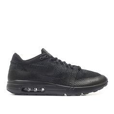 Nike Air Max 1 Ultra Flyknit (schwarz) (EU 41 / US 8) #lpu #sneaker #dailydrops #hypesrus