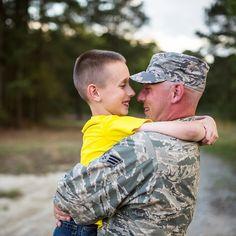 Happy Thursday from HeartsApart.org! #militaryphotography #nonprofit #heartsapartorg #free by heartsapartorg