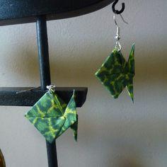 bijoux en origami by me