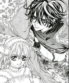 From high up ~ MeruPuri manga - Aram & Airi
