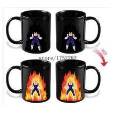 Dragon Ball Z Vegeta Coffee Mug