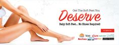 Baby Foot: Buy One, Get One Half off at Azura This Month!