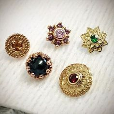 Image result for bvla double nose ring