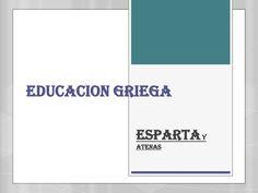 Diapositiva esparta y atenas by Marina Canul via slideshare