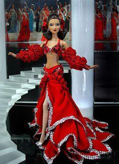 Cuban Barbie