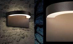 cusp LED Sconce(7226.72-WL) SONNEMAN - A Way of Light
